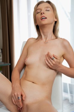 Nubiles - Candy Teen - Dining Table Touching - 14 Nov, 2019, pic 35