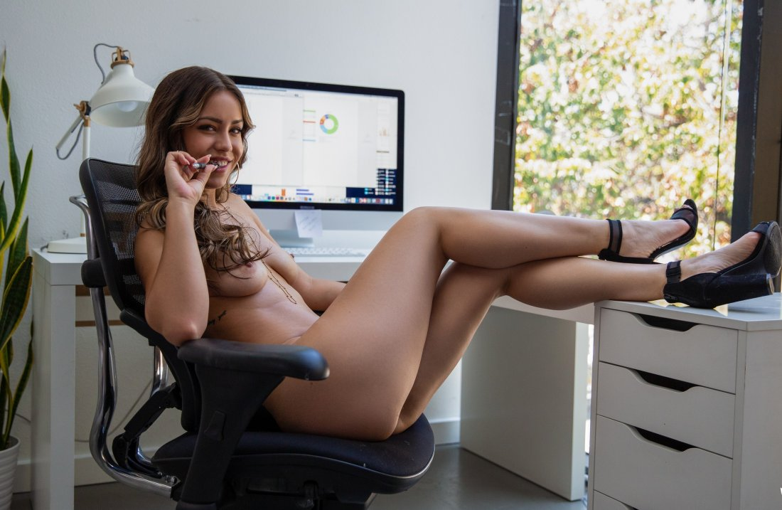 PlayboyPlus - Alina Lopez - Down to Business - 17 Oct, 2019, pic 17