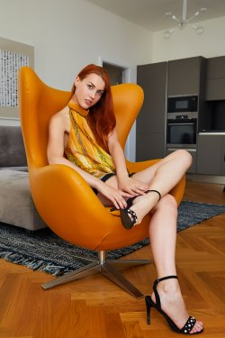 SexArt - Charlie Red - Warm Tones - 17 Nov, 2019, pic 1